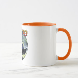Knightmare Fright Knight two-tone mug