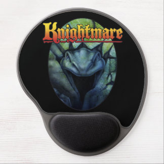Knightmare gel mouse mat