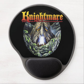 Knightmare gel mouse mat Fortress of the Assassins