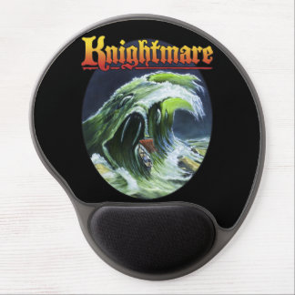Knightmare Gel Mouse Mat. The Sorcerer's Isle. Gel Mouse Mat