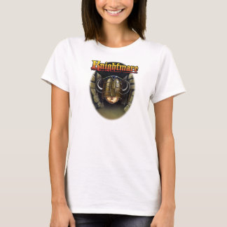 Knightmare Helmet of Justice T-Shirt