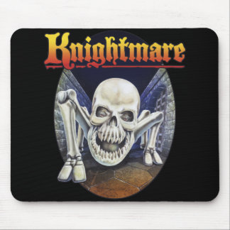 Knightmare Mouse4 Pad. Can you beat the challenge? Mouse Mat