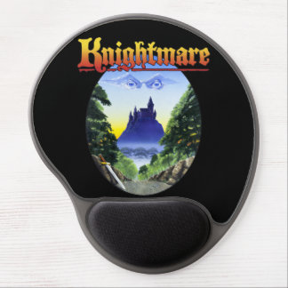 Knightmare The Forbidden Gate Gel Mouse Pad