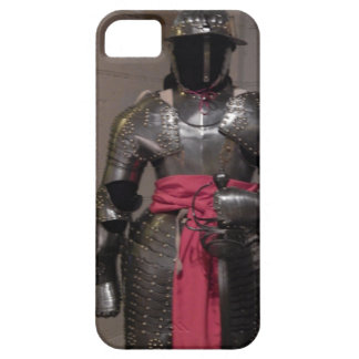 Knights Armor Collection: Red Sash Knight iPhone 5 Covers