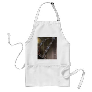Knights Armor Collection: Silver Dagger Aprons