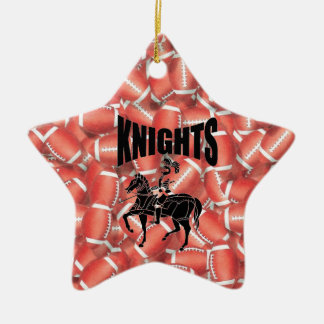Knights Football Keepsake Ornament