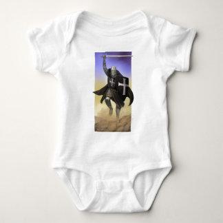 Knights Hospitaller Baby Bodysuit