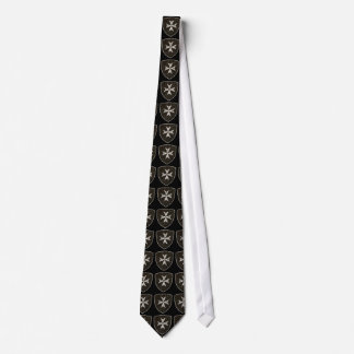 Knights Hospitaller Cross, Distressed Tie