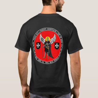 Knights Hospitaller Guardian Angel Seal Shirt