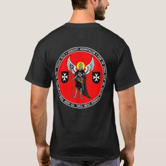 Knights Hospitaller Guardian Angel Seal Shirt