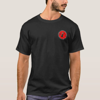 Knights Hospitaller Praying Round Seal Shirt