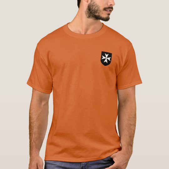 Knights Hospitaller Shield Shirt