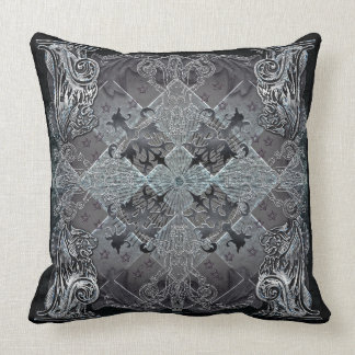 "Knight's House Throw Pillow 20"" x 20"""