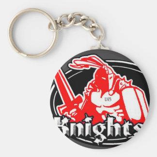 Knights key chain