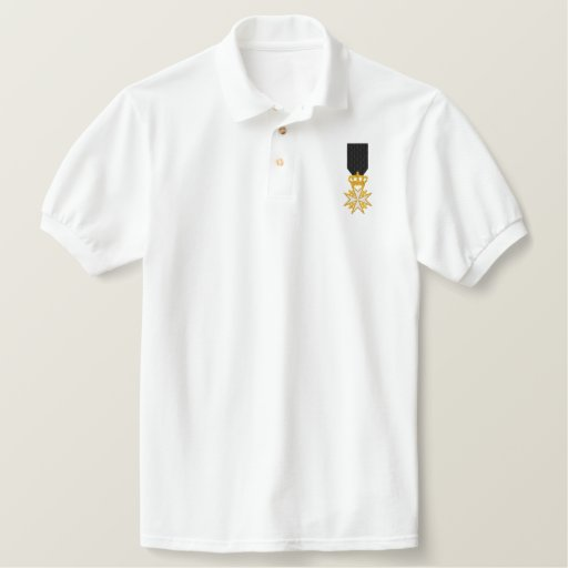 Knights of Malta SMOM Embroidered Polo