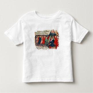 Knights pledging their allegiance toddler T-Shirt