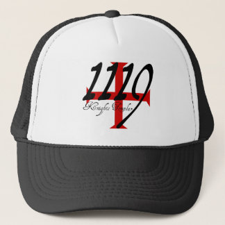 Knights Templar: 1119 Trucker Hat