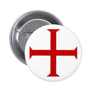Knights Templar 2 Pin