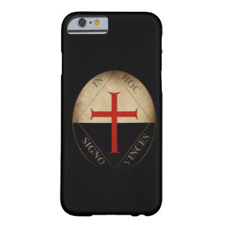 Knights Templar Barely There iPhone 6 Case