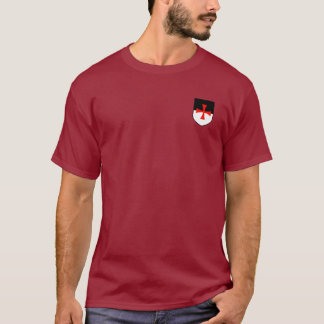 Knights Templar Beauceant with Cross Shirt