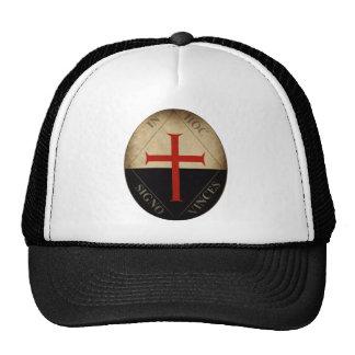 Knights Templar Hats