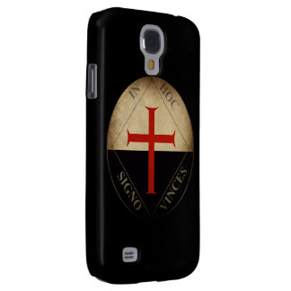 Knights Templar Samsung Galaxy S4 Cases