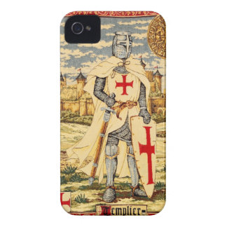 KNIGHTS TEMPLAR CLASSIC iPhone 4 CASE