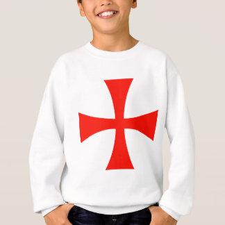 Knights_Templar_Cross Sweatshirt