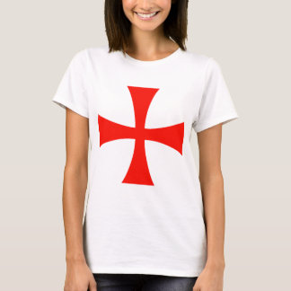 Knights Templar Cross T-Shirt