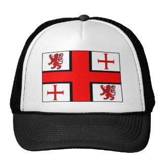 KNIGHTS TEMPLAR FLAG HAT