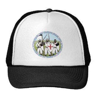 Knights Templar Hat Trucker Hat