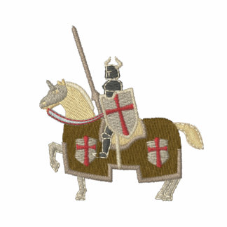 Knights Templar Medieval Hoodie