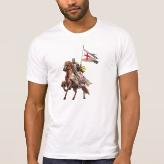 KNIGHTS TEMPLAR ON HIS HORSE T-Shirt