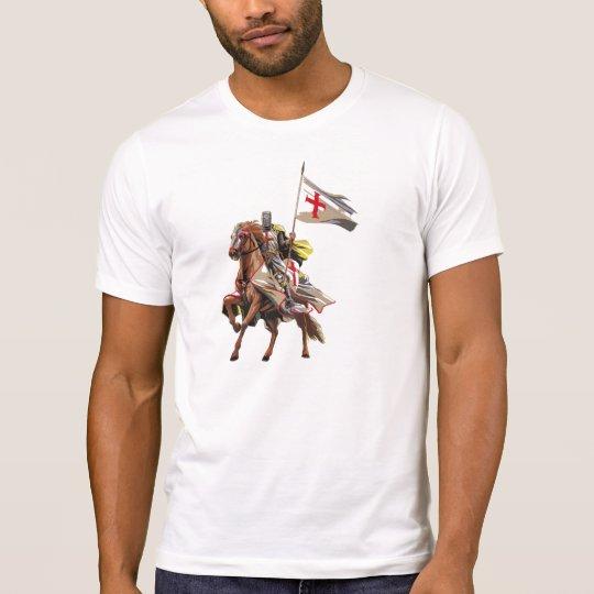 KNIGHTS TEMPLAR ON HIS HORSE T-Shirt