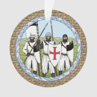 Knights Templar Ornament