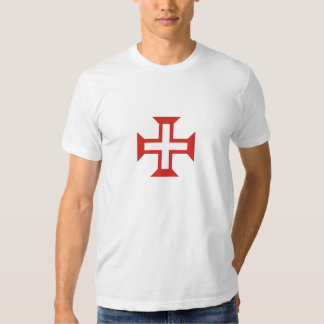 Knights Templar Portugal Cross Shirt