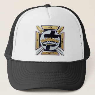 Knights Templar Products Trucker Hat
