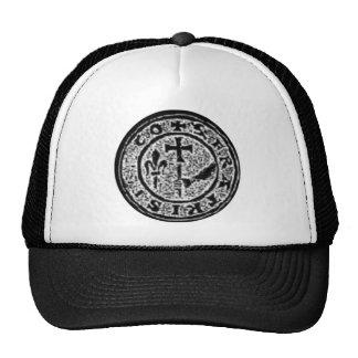 Knights Templar Seal #2 Cap
