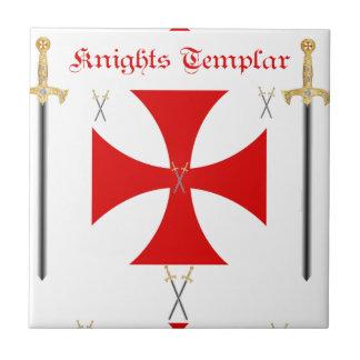 Knights Templar Tile