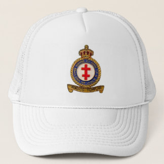 KNIGHTS TEMPLAR TRUCKER HAT