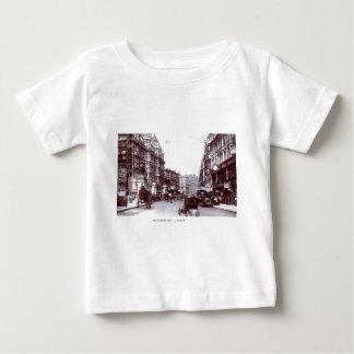 Knightsbridge, London 1910 Vintage Baby T-Shirt