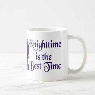 Knighttime Coffee Mug