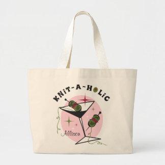 Knit-A-Holic Bags