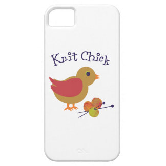 Knit Chick Case For iPhone 5/5S
