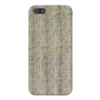 Knit Harris Tweed Itouch cover iPhone 5/5S Case