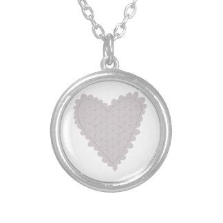 Knit Heart Jewelry