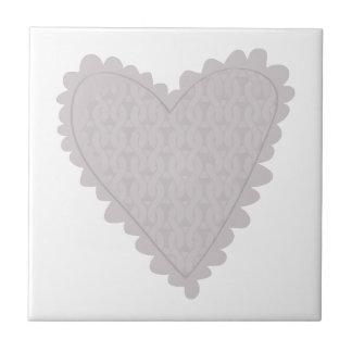 Knit Heart Tiles