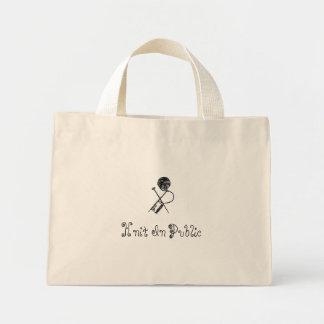 Knit In Public bag
