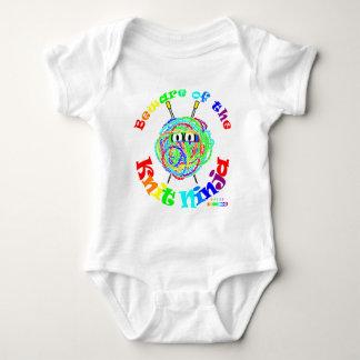 Knit Ninja Baby Bodysuit