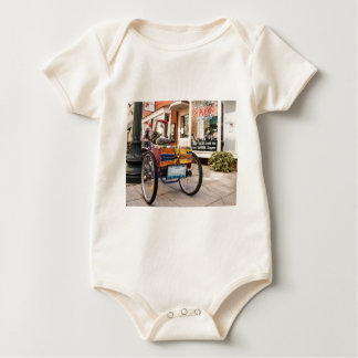 Knit One, Purl Two Baby Bodysuit